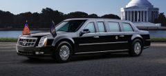 Лимузината на Обама