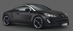 Peugeot RCZ Asphalt Special Edition