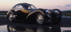 Bugatti 57S Antantic