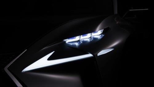 Концептуален модел на Lexus