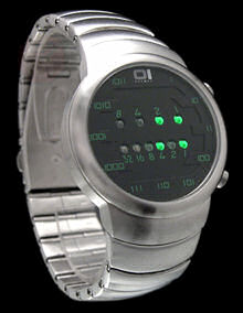 Бинарен часовник