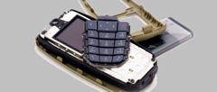 Счупен телефон