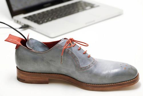 Обувки с GPS