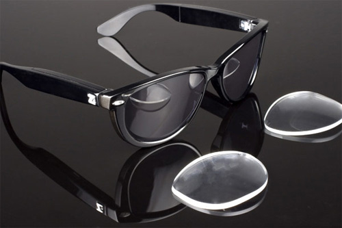 Очилата на тайния агент