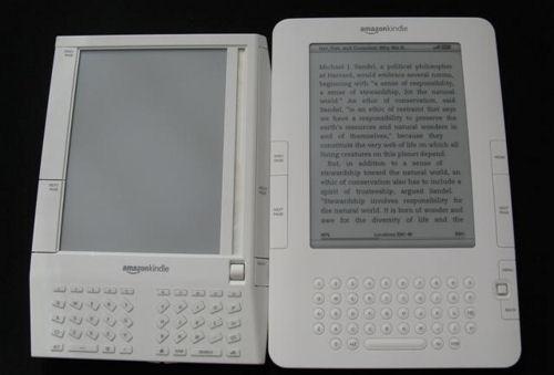 Kindle 1 и 2