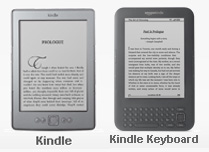 Kindle и Kindle Keyboard
