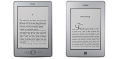 Новият Kindle и Kindle Touch