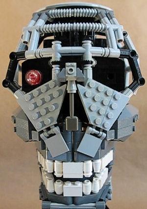 Череп Лего