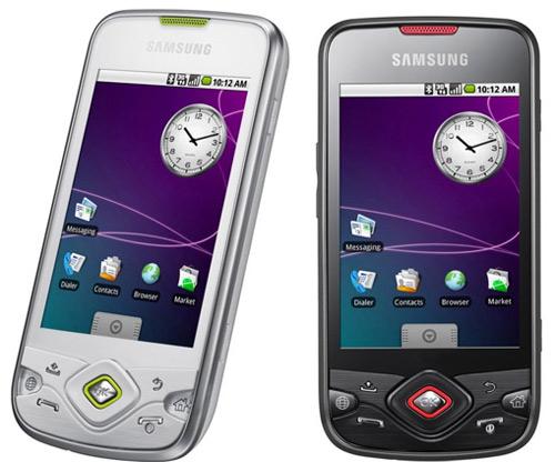 Galaxy Spica i5700 на Samsung