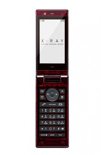 X-RAY: прозрачен телефон