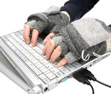 USB ръкавици