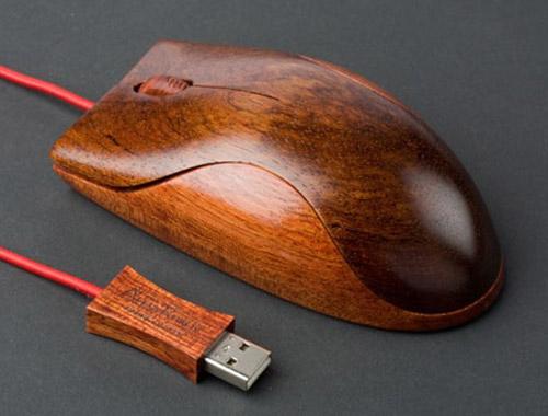 Дървена мишка
