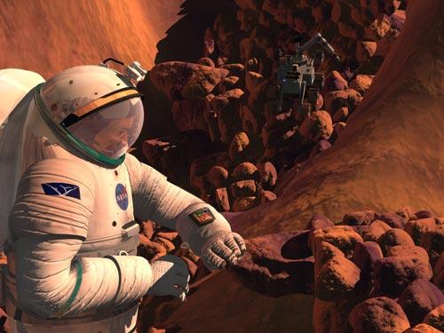 Мисия: Марс
