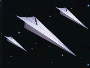 Хартиени самолети