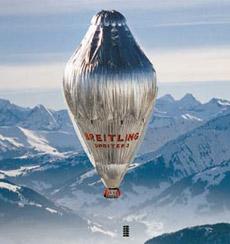 Балонът, извършил първата обиколка на Земята