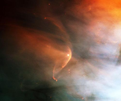 """Снимка от телескопа """"Хъбъл"""""""