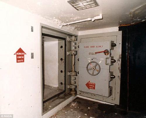 Тайният ракетен бункер на НАСА