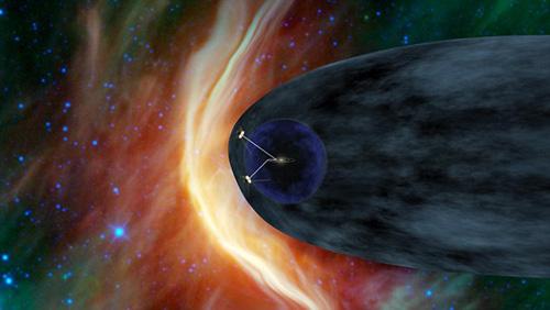 Поглед от ръба на Слънчевата система