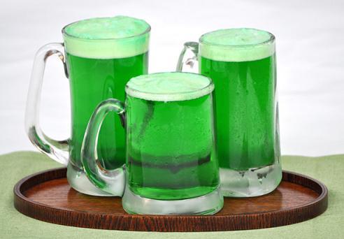 Зелена бира