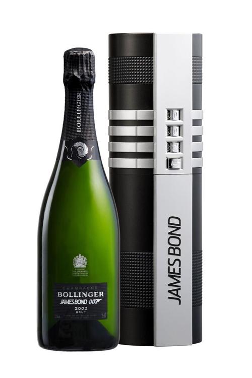 Шампанското на Бонд