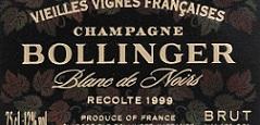Етикет на шампанско