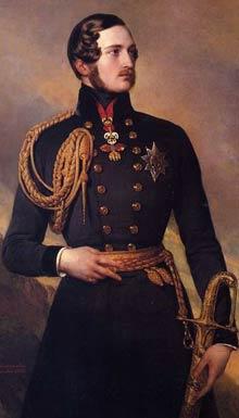 Принц Алберт