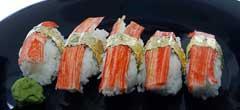 Най-скъпото суши в света