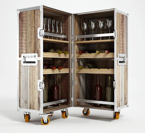 The Roadie Mini Bar