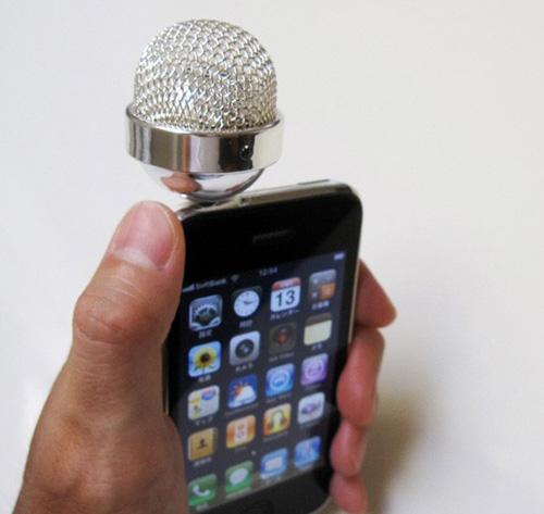 Микрофон за iPhone