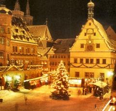 Коледен пазар в Германия