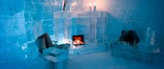 Леден хотел в Норвегия