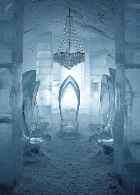 Леден хотел