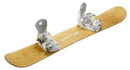 Ски от Chanel