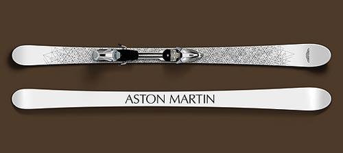 Ски от Aston Martin