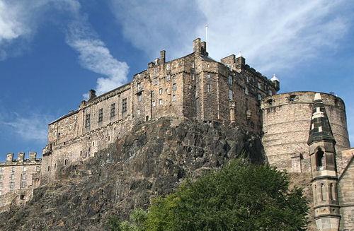 Замъкът в Единбург