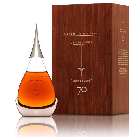 Най-старото шотландско уиски