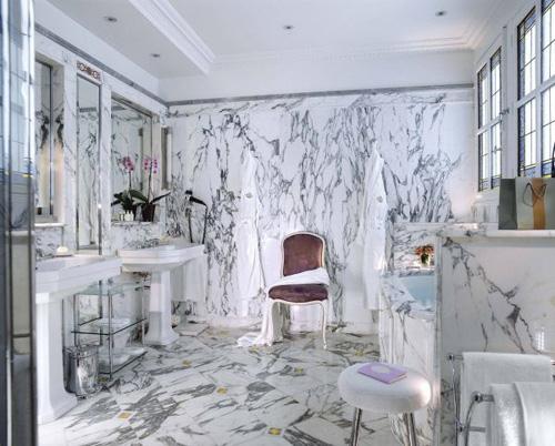 Най-добрата хотелска баня