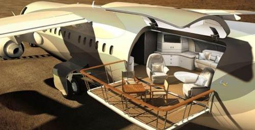 Самолет за сафари