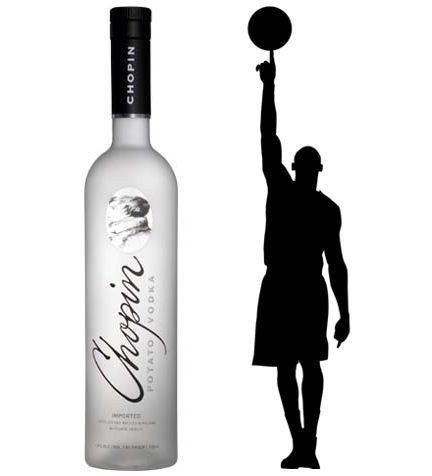 Най-голямата бутилка водка