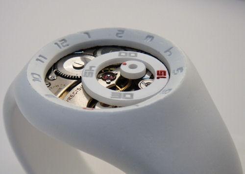 Геоцентричен часовник