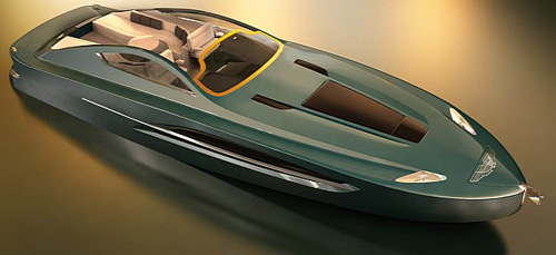 Концепция за яхта Aston Martin