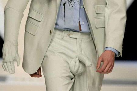 Панталон с пенис
