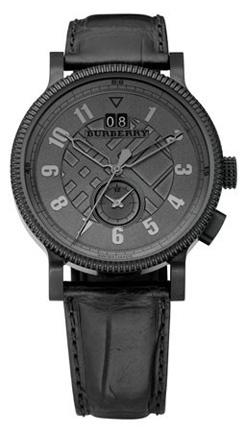 Часовник Burberry от алигаторска кожа