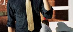 Вратовръзка от зебло