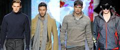 Мъжка мода есен 2010: планински стил