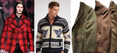 Мъжка мода есен 2010: английски стил