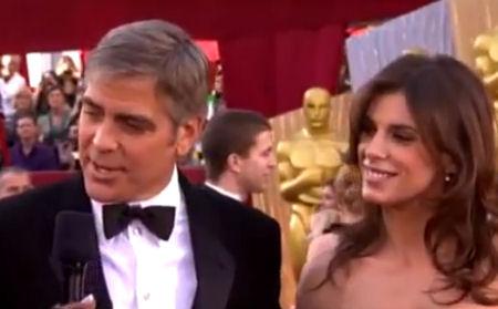 Джордж Клуни и Елизабета Каналис