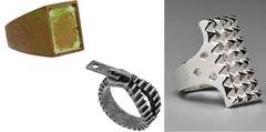 Три идеи за мъжки пръстен
