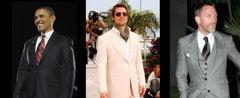 Най-стилните мъже на 2009