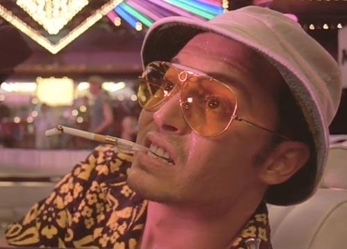 Цигарето на Джони Деп